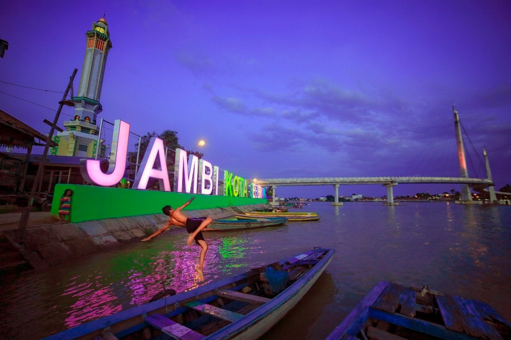 Jasa Ekspedisi Jambi Jambi murah