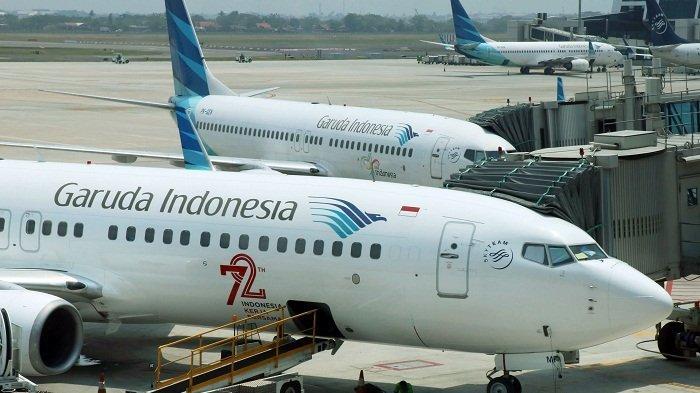 Garuda indonesia adalah maskapai penerbangan murah