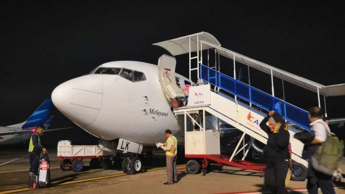 Jasa Pelayanan Pengambilan Barang Domestik Sriwijaya Air aman dan cepat