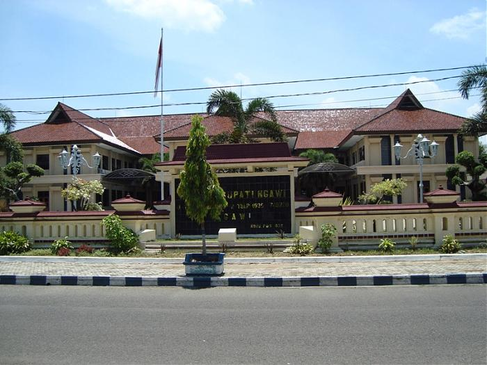 Tarif Ekspedisi Kabupaten Ngawi Murah
