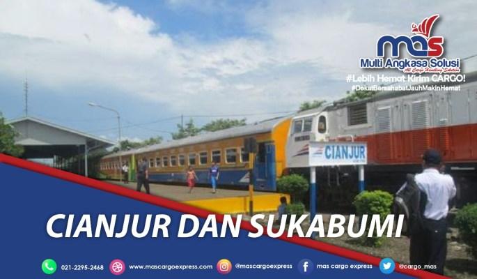 Pengiriman Barang Jakarta-Sukabumi