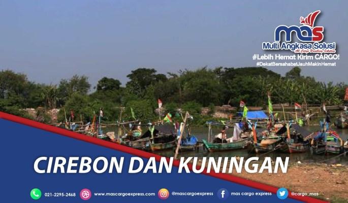 Pengiriman barang Jakarta-Cirebon