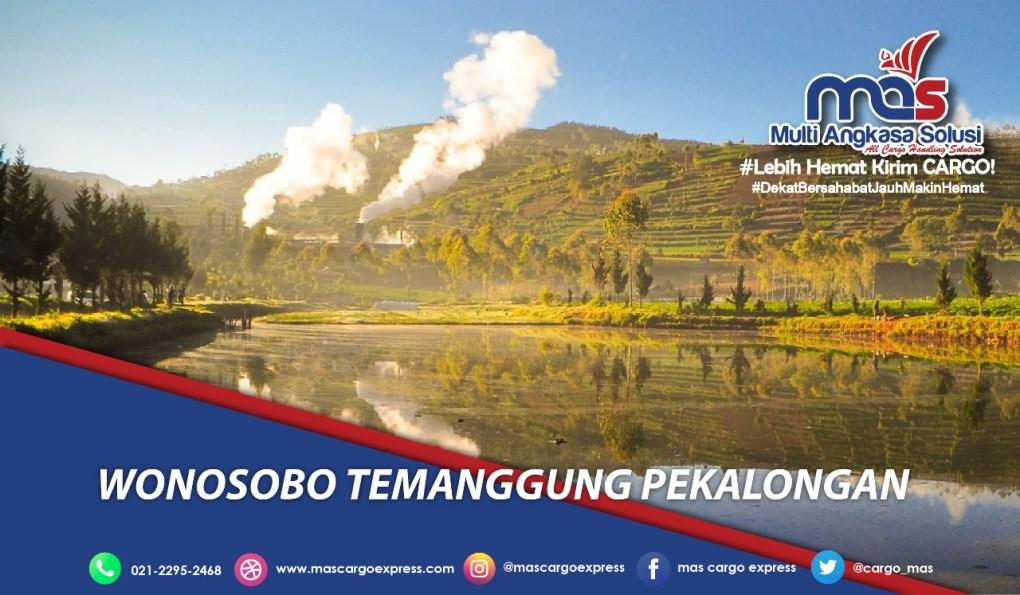 Jasa dan Tarif Ekspedisi Wonosobo Temanggung Pekalongan Murah