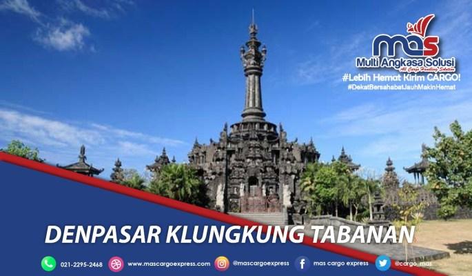 Jasa dan Tarif Ekspedisi Denpasar klungkung tabanan