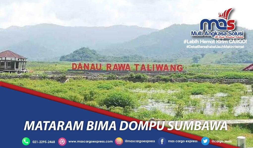 Jasa dan Tarif Ekspedisi Mataram Bima Dompu Sumbawa Murah