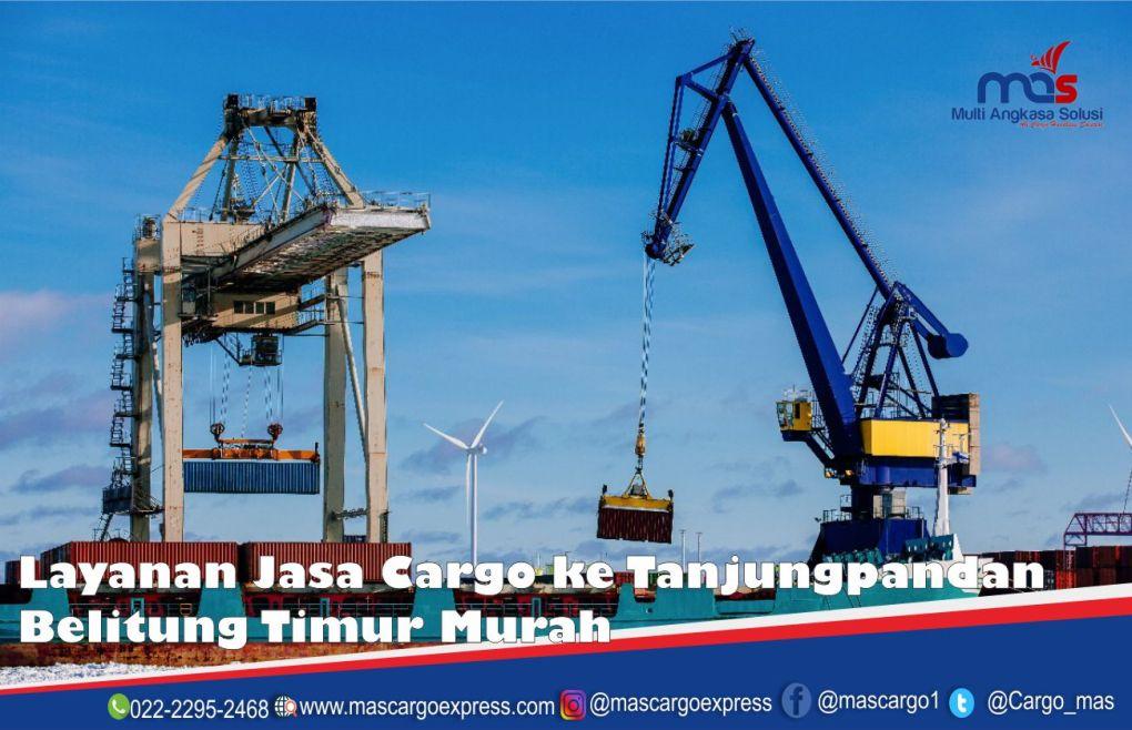 Jasa dan Tarif Ekspedisi Tanjungpandan Belitung Timur