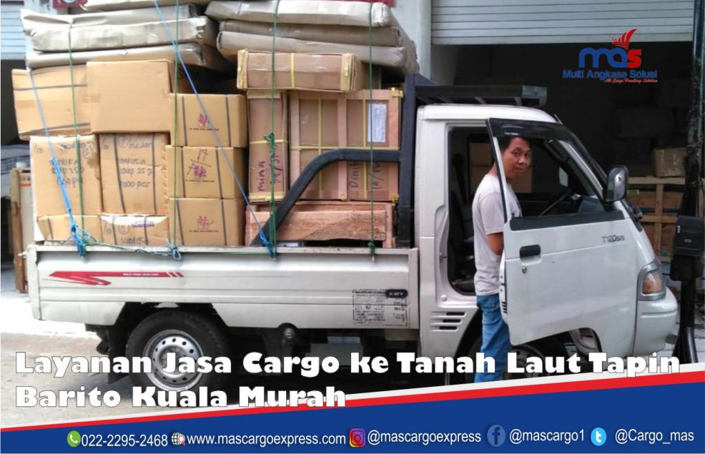 Jasa dan Tarif Ekspedisi Tanah Laut Tapin Barito Kuala