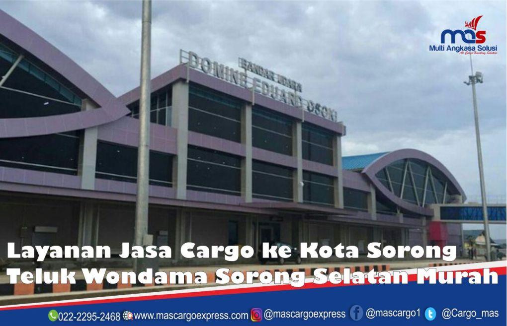 Tarif Ekspedisi Kota Sorong Teluk Wondama Sorong Selatan