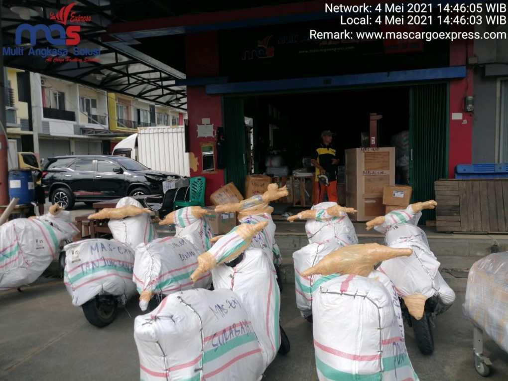 Jasa Ekspedisi Cargo Jakarta ke Samarinda Terpercaya