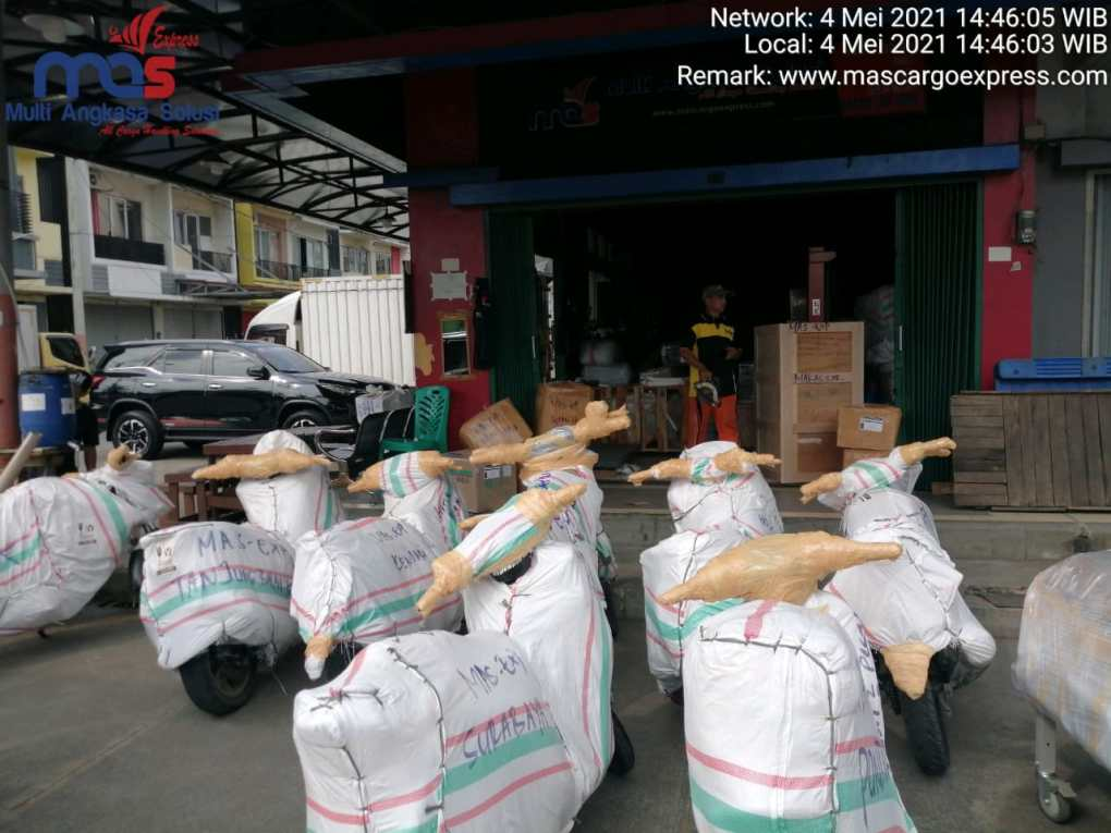 Jasa Ekspedisi Cargo Jakarta ke Makassar Terbaik