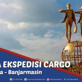 Jasa Ekspedisi Cargo Jakarta ke Banjarmasin Mudah Cepat dan Murah