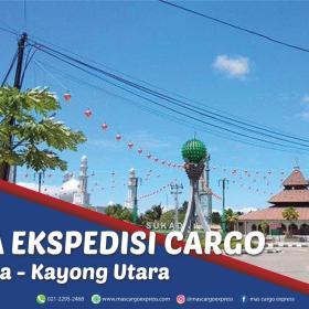 Jasa Ekspedisi Cargo Jakarta Ke Kayong Utara Murah, Cepat, Aman dan Bergaransi
