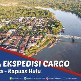 Jasa Ekspedisi Cargo Jakarta ke Kapuas Hulu Murah, Cepat, Aman dan Bergaransi