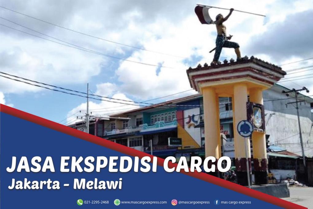 Jasa Ekspedisi Cargo Jakarta ke Melawi Murah, Cepat, Aman & Bergaransi