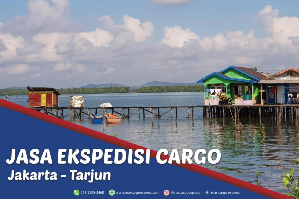 Jasa Ekspedisi Cargo Jakarta ke Tarjun Murah, Cepat, Aman dan Bergaransi