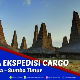 Jasa Ekspedisi Cargo Jakarta ke Sumba Timur Murah, Cepat, Aman & Bergaransi