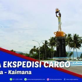 Jasa Ekspedisi Cargo Jakarta ke Kaimana Murah, Cepat, Aman & Bergaransi