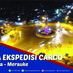 Jasa Ekspedisi Cargo Jakarta ke Merauke Murah, Cepat, Aman & Bergaransi