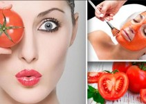 Mascarilla de Tomate y aloe vera