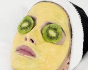 Mascarilla de kiwi para la cara