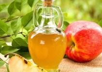 Mascarilla de vinagre de manzana para el acné