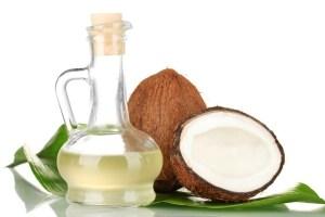 Mascarilla de sábila y aceite de coco