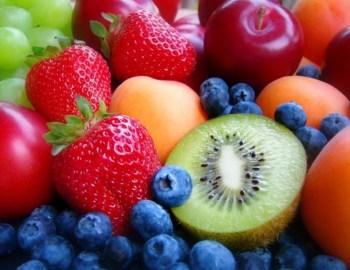 mascarilla de frutas