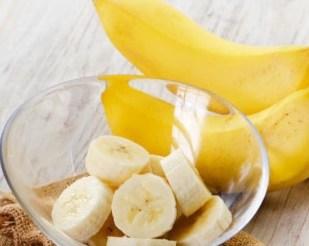 Mascarilla de banano para la cara