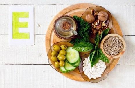 Vitamina E en Capsulas para la Cara