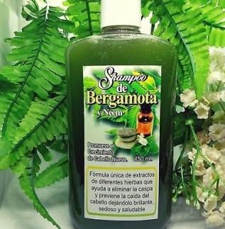 Shampoo de Bergamota Para Qué Sirve