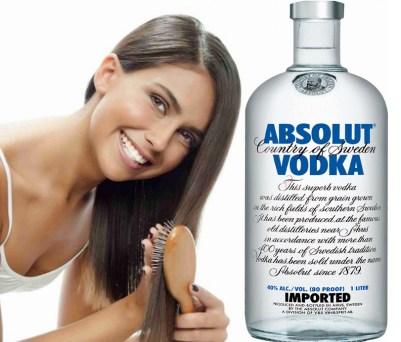 Vodka Para El Pelo