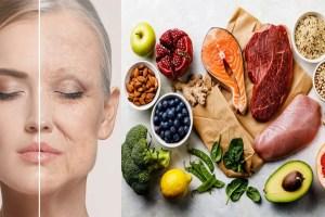 elimina las arrugas del rostro 10 Alimentos Para No Envejecer