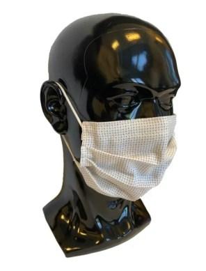 Inventan cubrebocas que elimina el virus al contacto