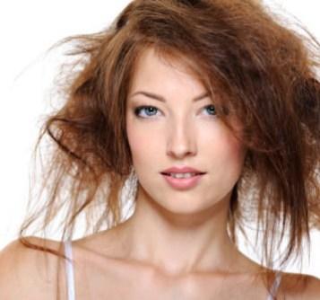 mascarilla para hidratar el cabello decolorado