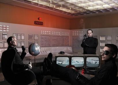 Pressefoto zu '090909' von maschek. Fotocredits: katsey.org