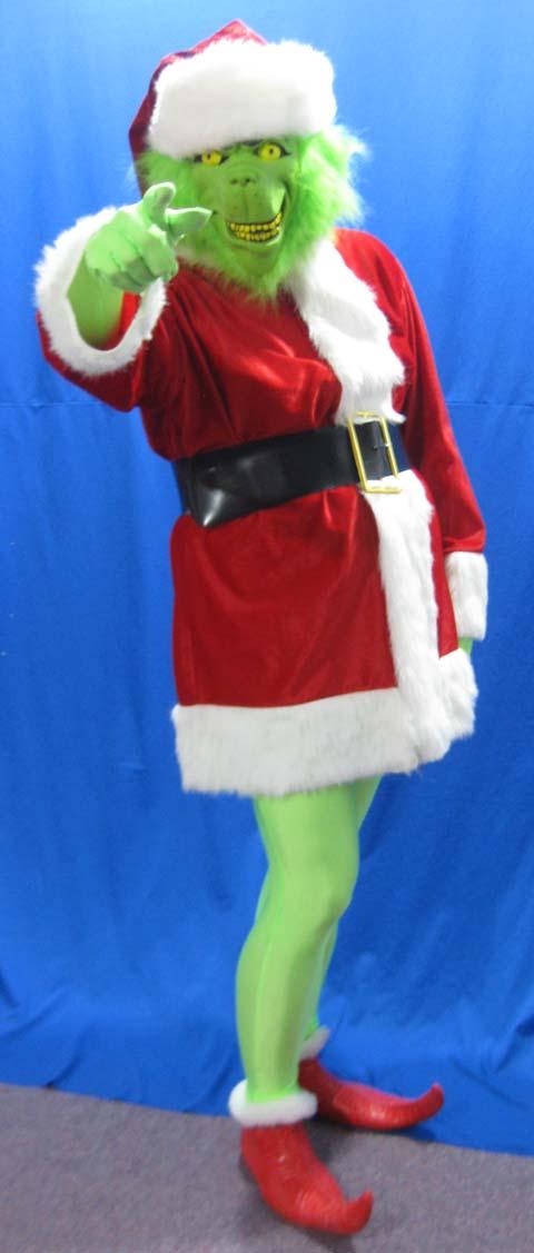 Holiday Mascots