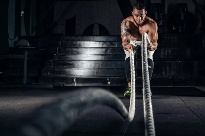 Is the battle rope actually important for gaining muscle?  – Masculin.com