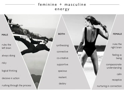 taoism masculine energy feminine energy