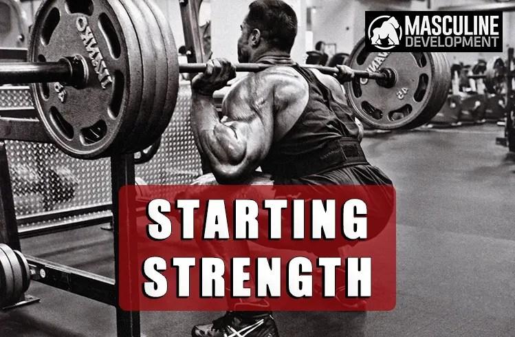 starting strength routine