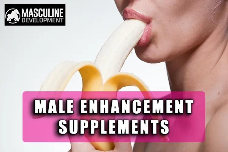 best natural male enhancement supplements masculine development