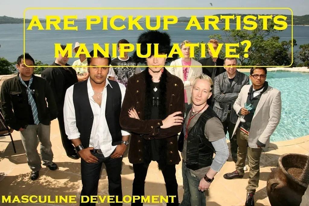 pick up artist mystery pua