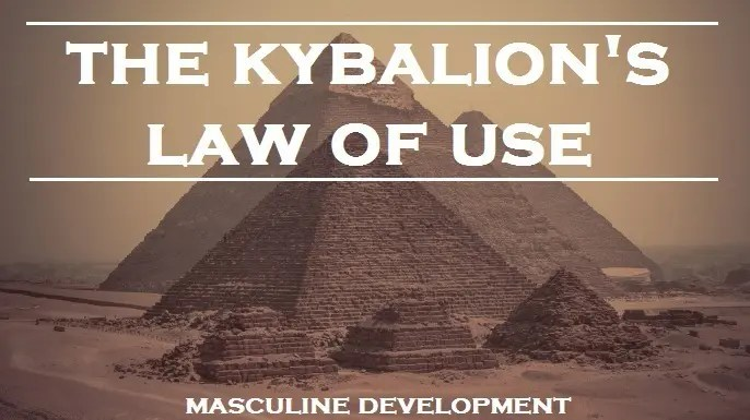 kybalion law of use