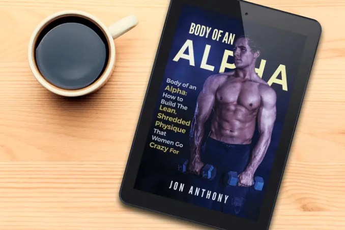masculine development body of an alpha