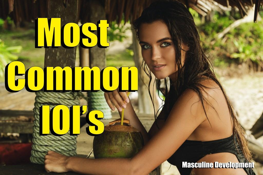 Most Common Indicators of Interest