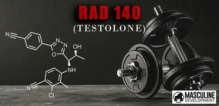 Testolone (RAD 140) Results: Before & After Real Pics