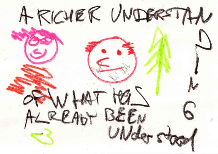 a richer understanding