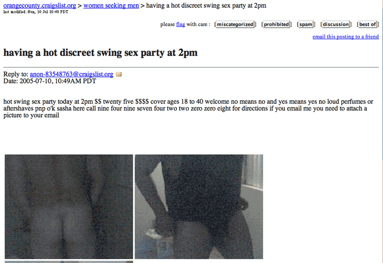 irvine sex party hell
