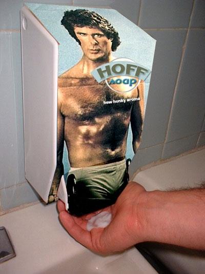 HOFF SOAP!