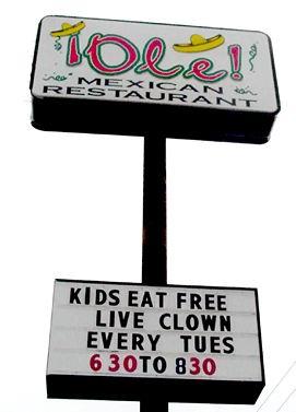 eat clown
