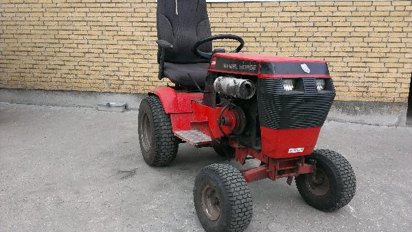 Used Toro Wheel Horse riding mowers Price 1653 for sale